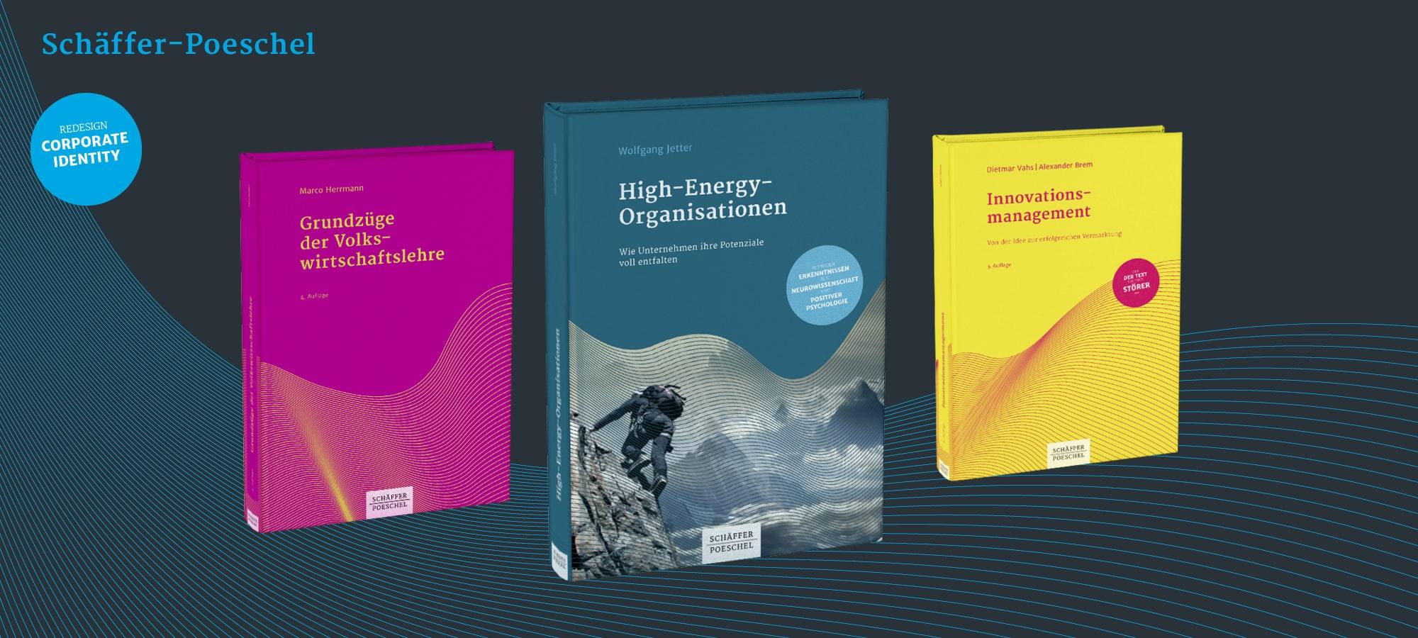 Corporate Design: Der Schäffer-Poeschel Verlag
