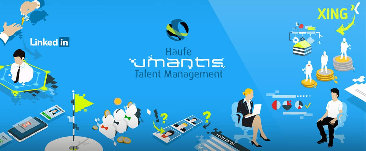 Relaunch von Umantis.com