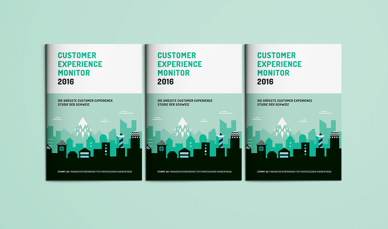 Studie: Customer Experience Monitor 2016