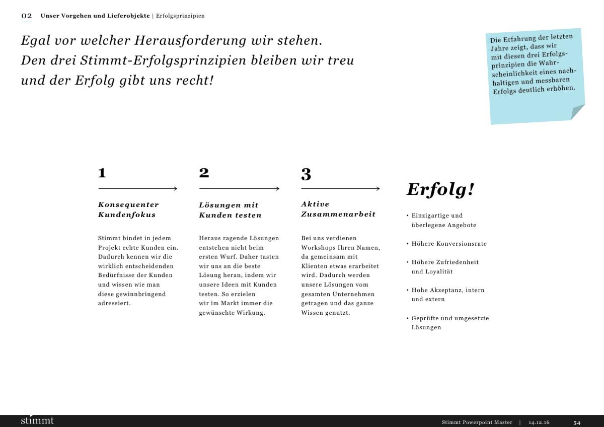 Powerpoint Gestaltung