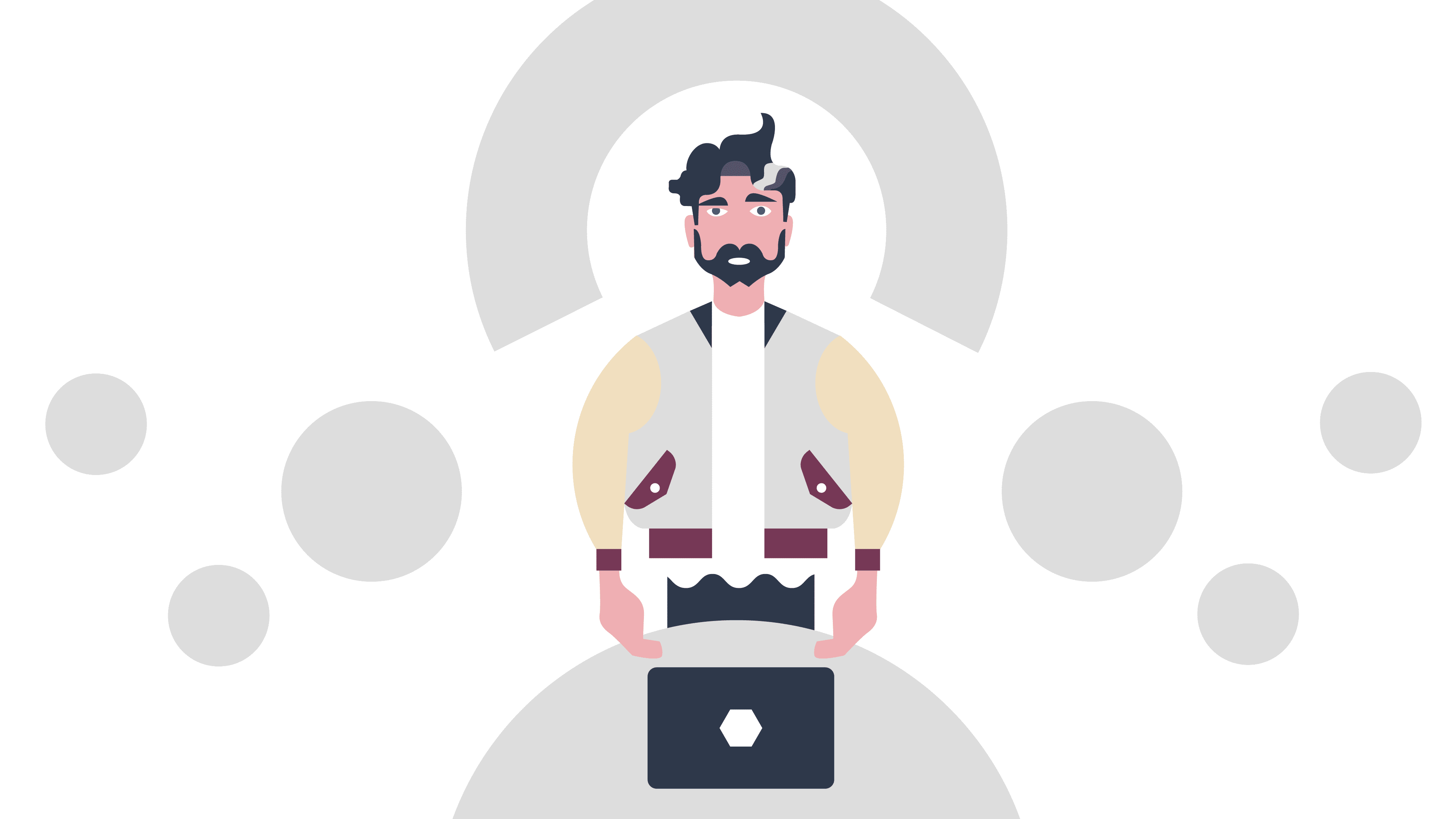 A Shaped Themed Concept - Explainer Video