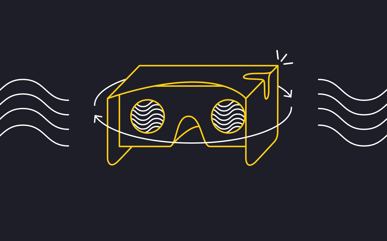Wie gestaltet man für VR (Virtual Reality) und 360° Videos?