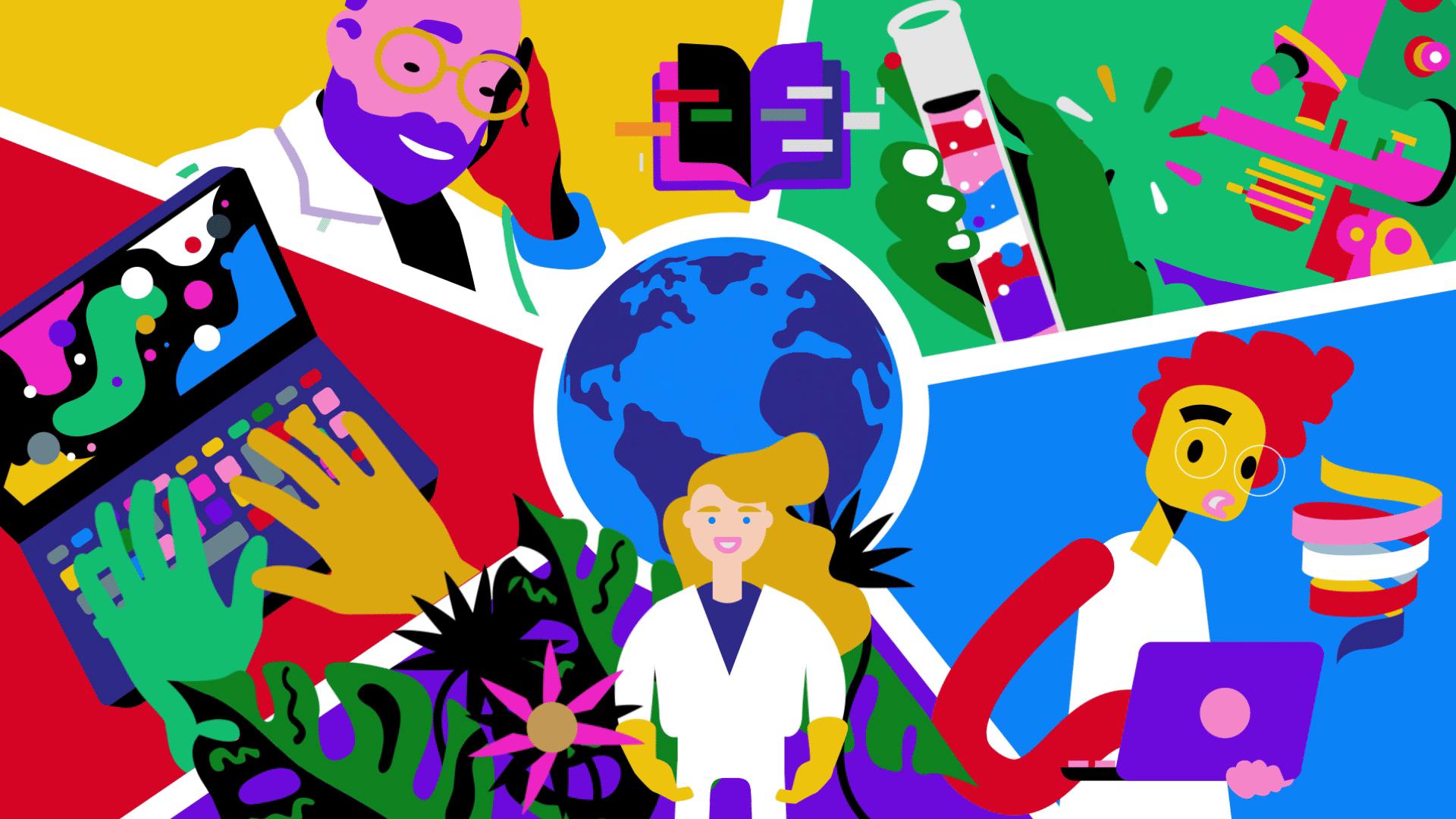 Erklärvideos für Wissenschaft, Forschung und NGOs
