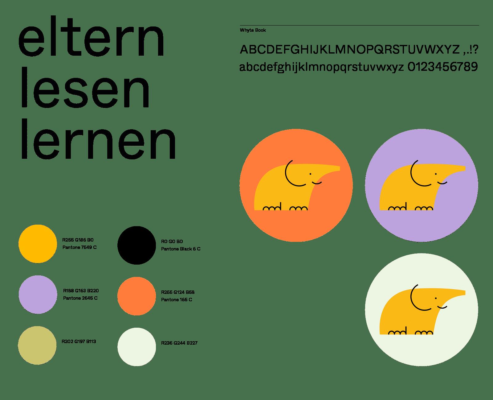 Stiftung Lesen DesignStiftung Lesen DesignStiftung Lesen Design