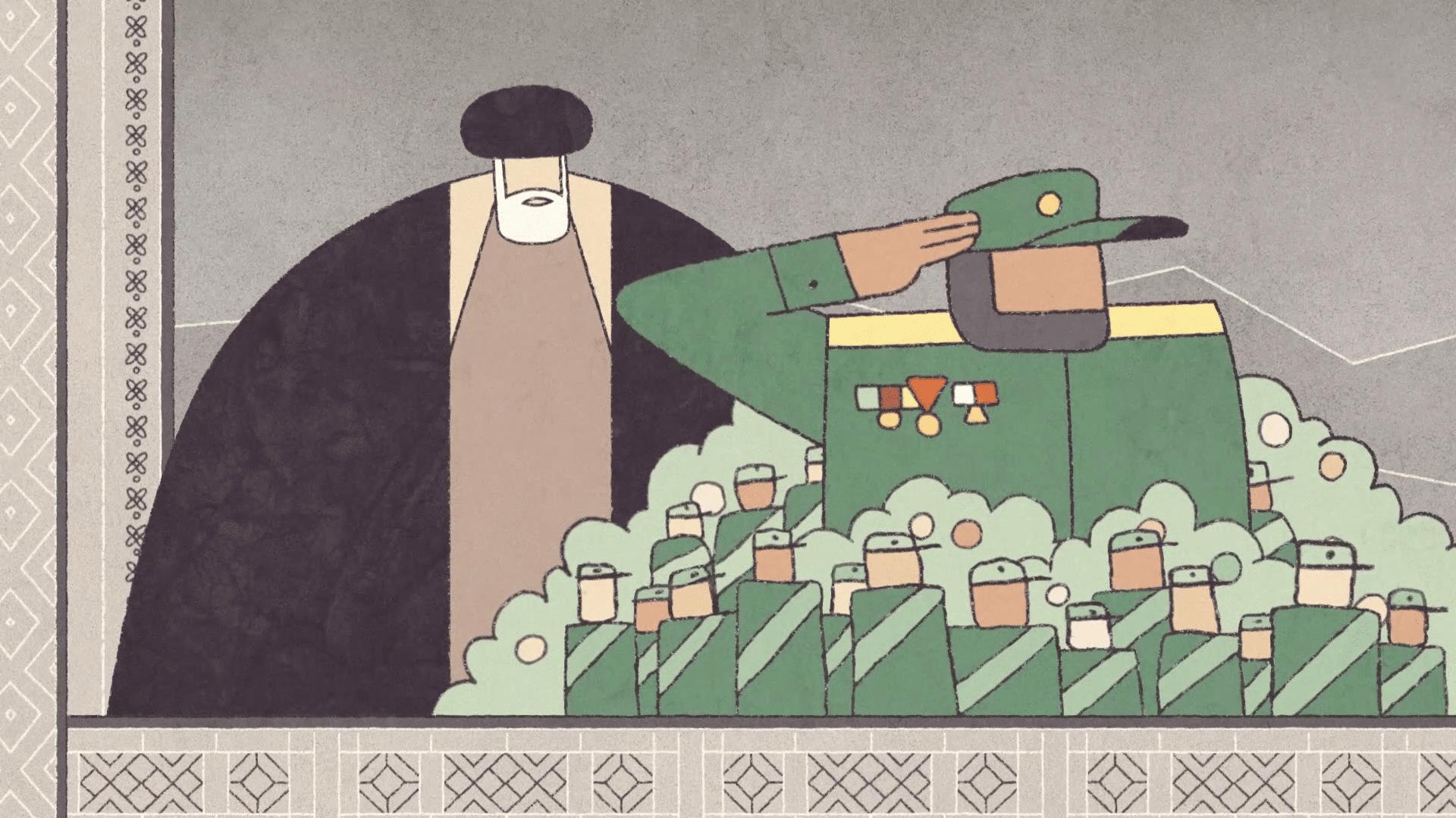 Erklärvideo: Wie funktioniert das politische System im Iran?